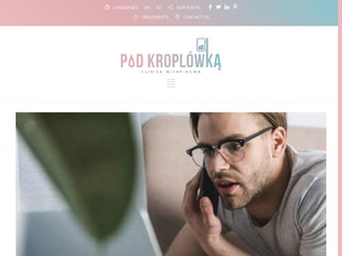 Podkroplowka.pl odtruwanie poalkoholowe Lublin