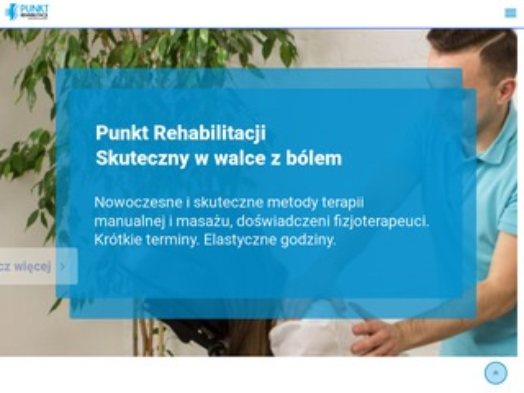 Punktrehabilitacji.pl masaż i fizjoterapia