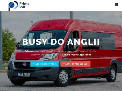 Przewozydoanglii.pl busy