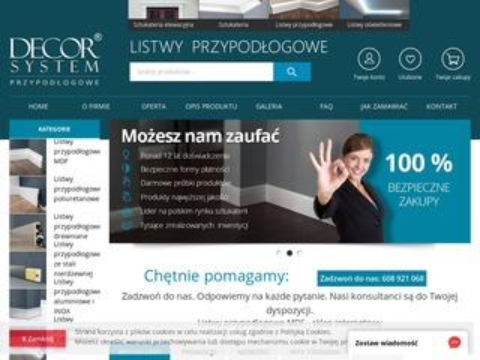 Przypodlogowe.pl listwa przypodłogowa
