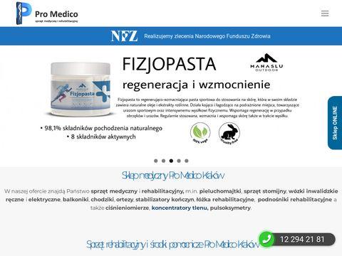 Promedico sprzęt medyczny Kraków