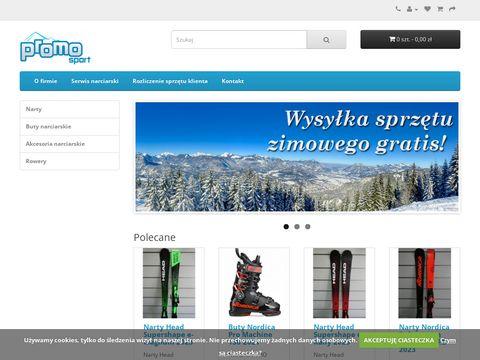Promosport.pl sklep z rowerami Bochnia