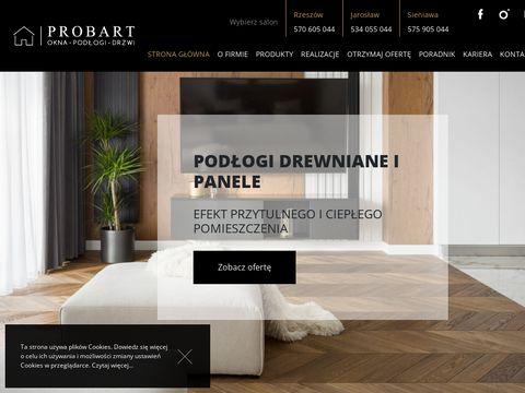Probart.eu drzwi i okna PCV Rzeszów
