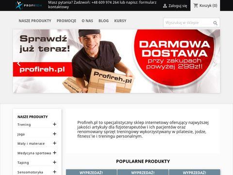 Profireh.pl sprzęt treningowy