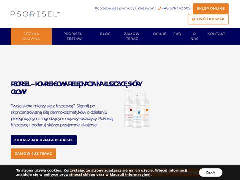 Na łuszczycę - psorisel.pl