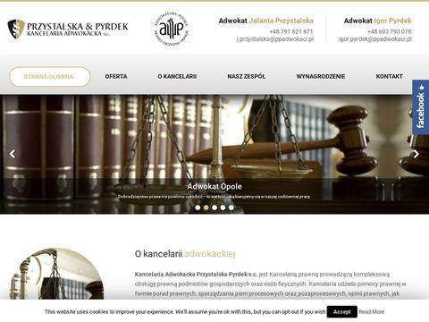 Ppadwokaci.pl kancelaria adwokacka