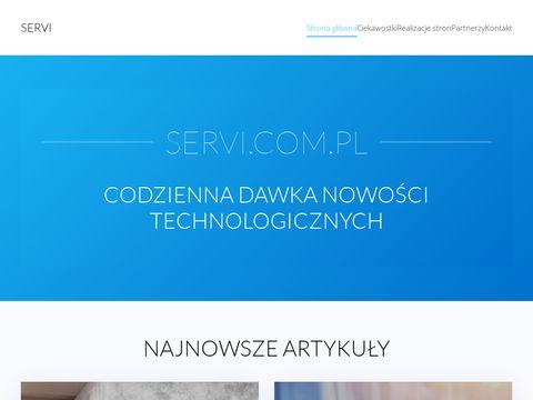Serwis informatyczny servi.com.pl