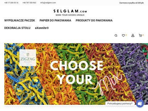 Selglam.com kubki papierowe
