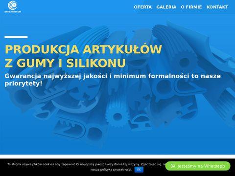 Sealmatech.pl gumowanie bębnów