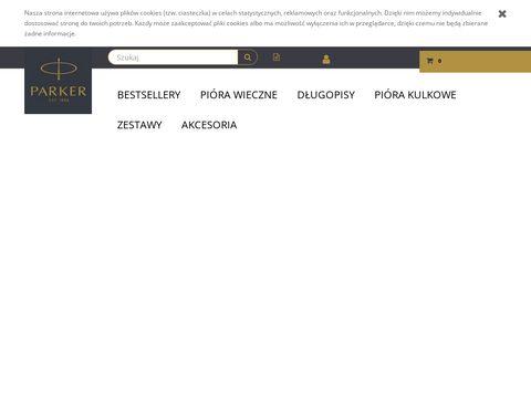 Salonparker.pl długopisy