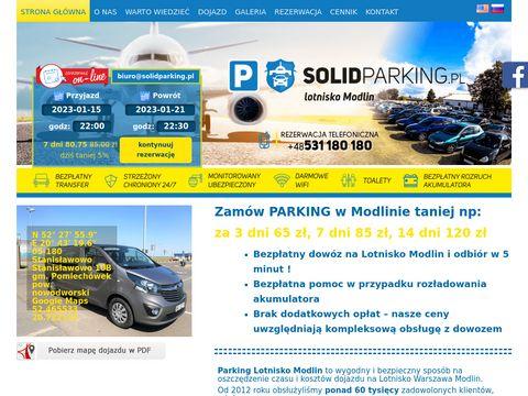 Solidparking.pl Modlin
