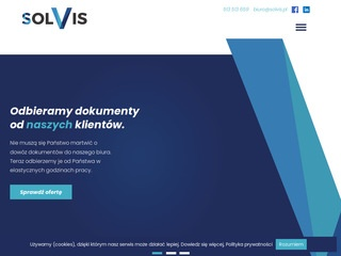 Solvis.pl usługi księgowe