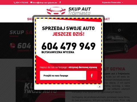Skup-aut-gdynia.eu za gotówkę