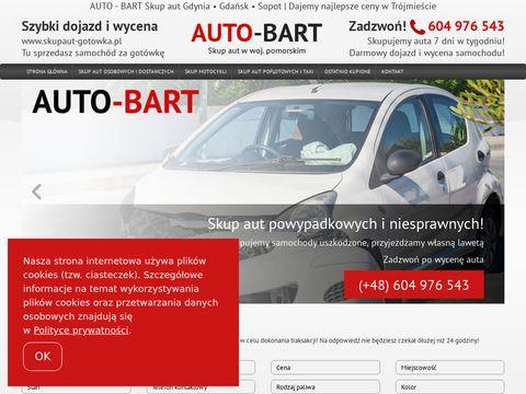 Skupaut-gotowka.pl Auto-Bart