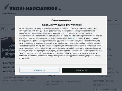 Skoki-narciarskie.pl wyniki relacje online gry