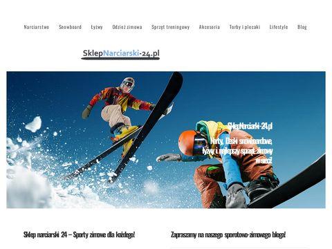 Sklepnarciarski-24.pl deski snowboardowe