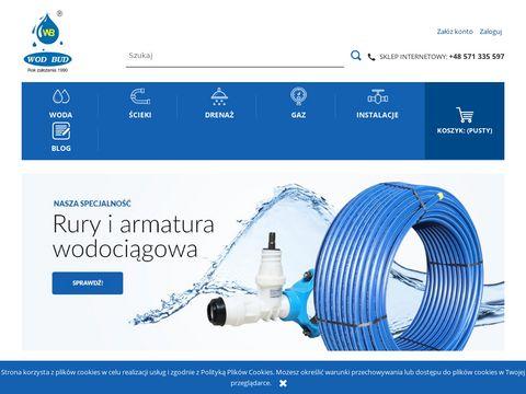 Sklep.wodbud.com.pl szybko i solidnie