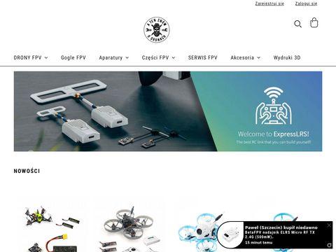 Sklep.znowodronach.pl z dronami