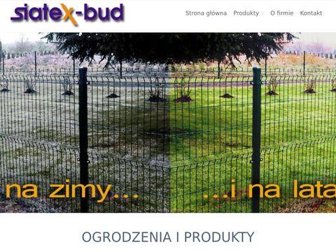 Siatexbud ogrodzenia
