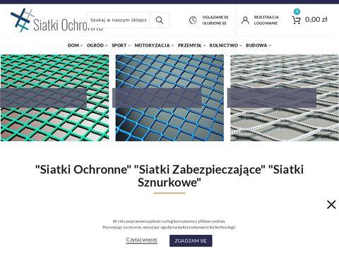 Siatki-ochronne.com.pl - piłkochwytów