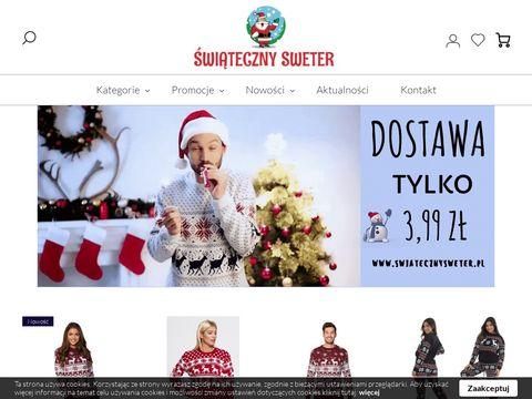 Swiatecznysweter.pl sklep internet