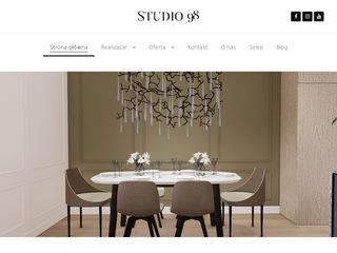 Studio-98.pl projektowania wnętrz