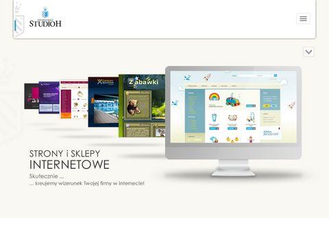 Studioh.pl projektowanie stron internetowych