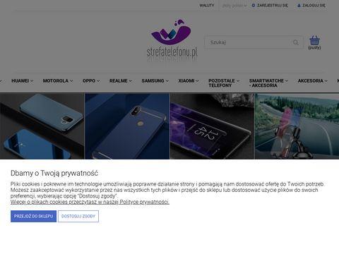 Strefatelefonu.pl akcesoria GSM