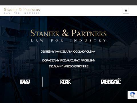 Staniekandpartners.pl kancelaria