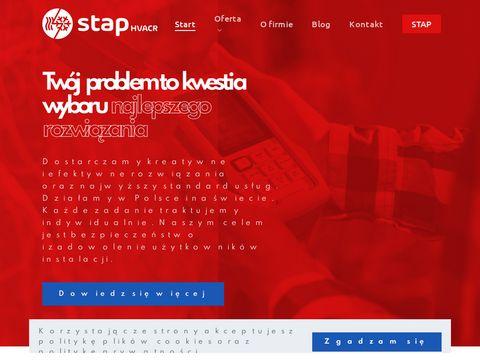 Stap-hvacr.pl pompy ciepła i klimatyzacja