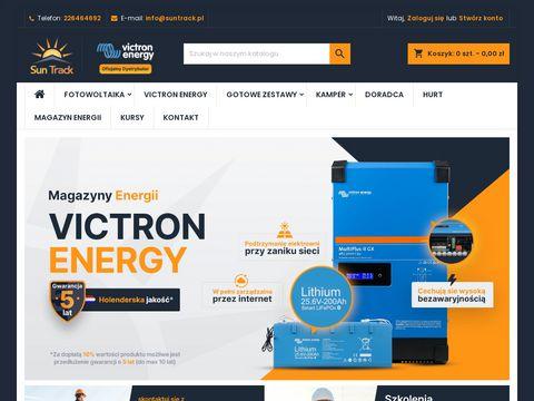 Suntrack.pl panele słoneczne