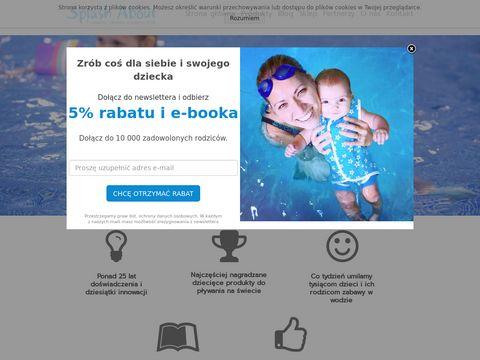 Splashabout.pl pieluchy do pływania dla dzieci