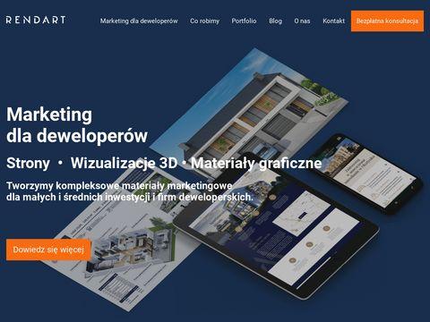 Rendart.pl wizualizacje architektoniczne