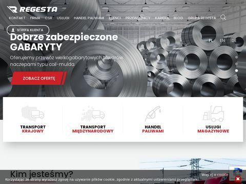 Regesta magazynowanie Wrocław