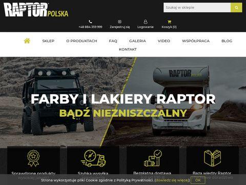 Raptor-polska.pl - polimocznik