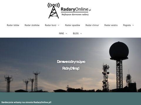 Radaryonline.pl dowiedz się więcej