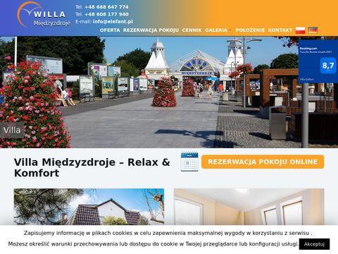 Rimeva.pl nocleg Międzyzdroje