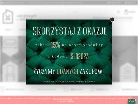 Ubieramy-meble.pl sklep z pokrowcami na krzesła