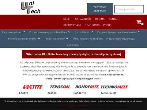 Unitech.rzeszow.pl produkty Loctite