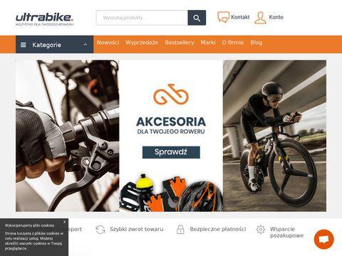 Ultrabike.pl sklep rowerowy online