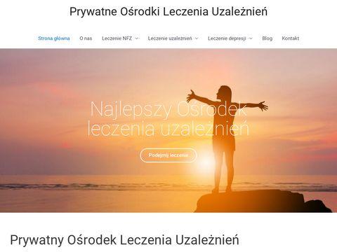 Uzaleznieniapoznan.pl Arcus ośrodek leczenia