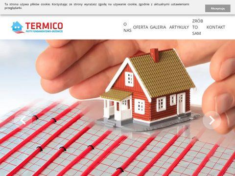 Termico - płyty fundamentowe