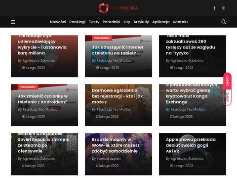 Techpolska.pl portal