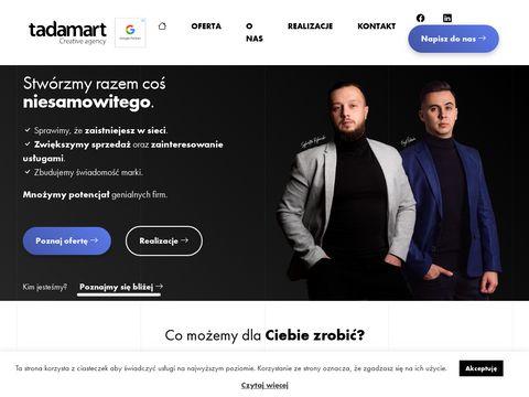 Tadamart.pl zaproszenia ślubne