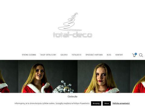 Totaldeco.pl stroiki na cmentarz