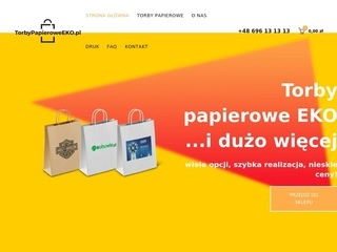 Torbypapieroweeko.pl ekologiczne