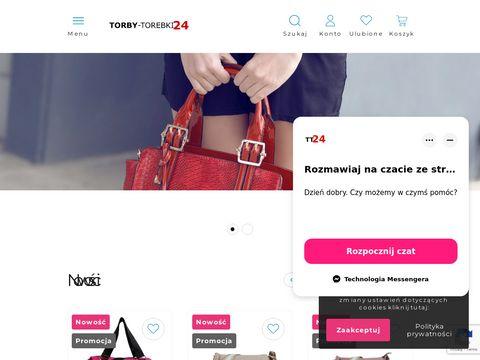 Torby-torebki24.pl sklep internetowy