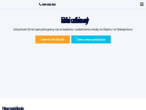 Twojaczystawoda.pl badanie i uzdatnianie wody