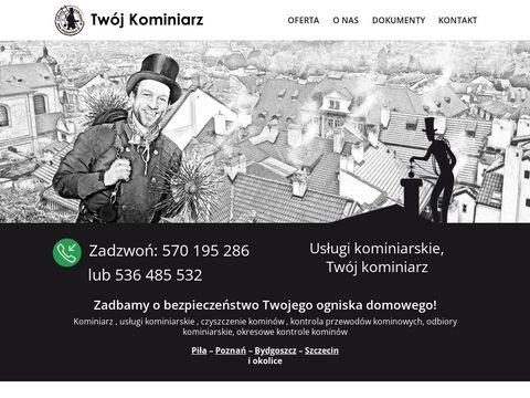 Twojkominiarz.pl Poznań