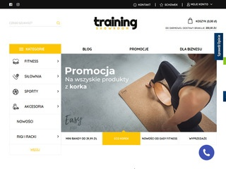 Trainingshowroom.com sprzęt do crossfit